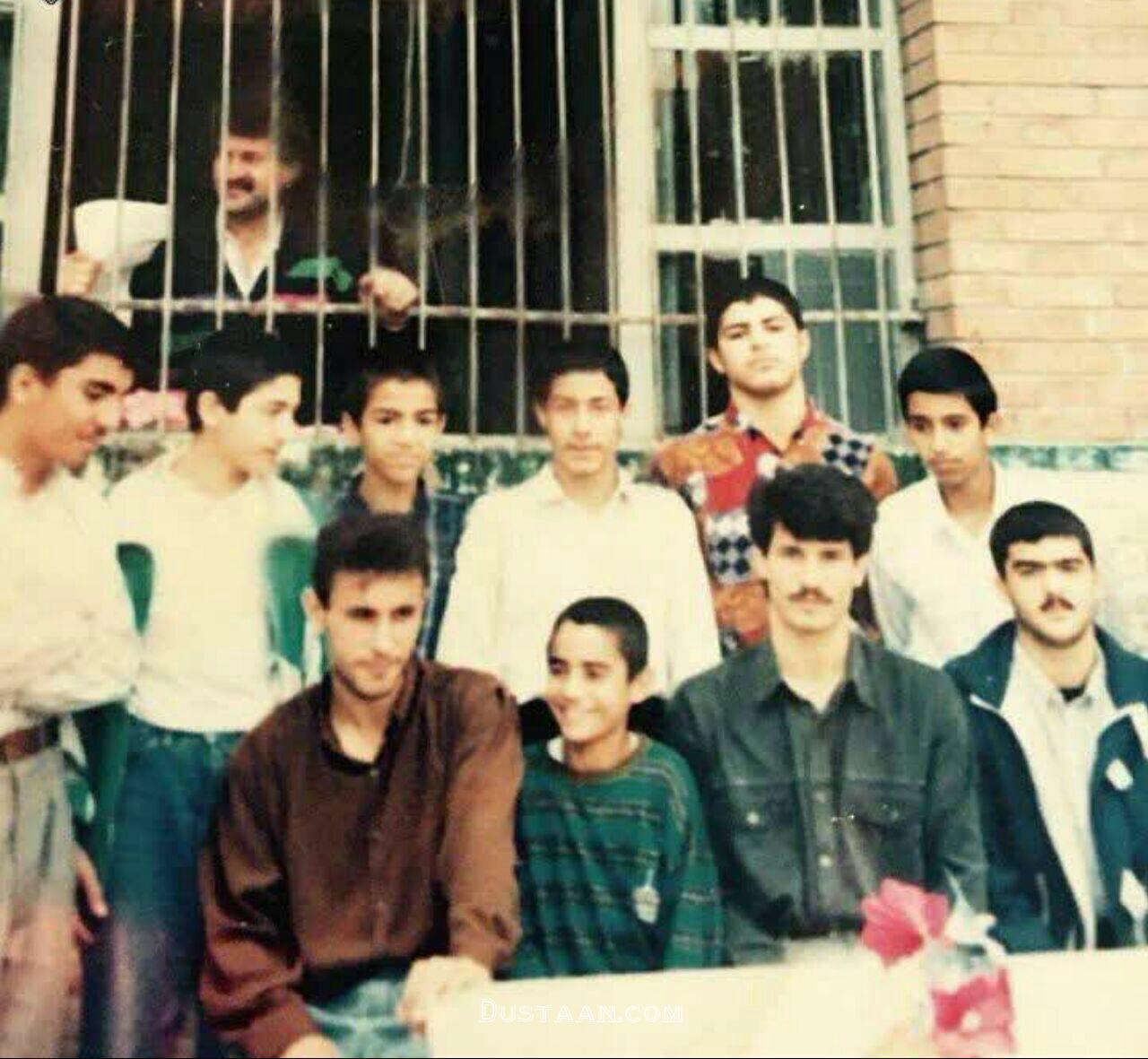 www.dustaan.com تیپ دیدنی دایی و گل محمدی در نازی آباد تهران! +عکس