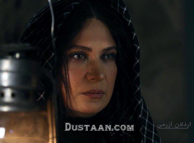 www.dustaan.com لعیا زنگنه در نمایی از «زنانی که با گرگها دویده اند»