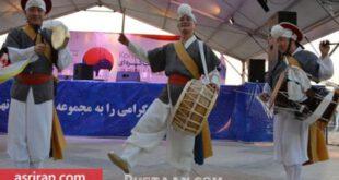 رقص کره ای در برج میلاد!