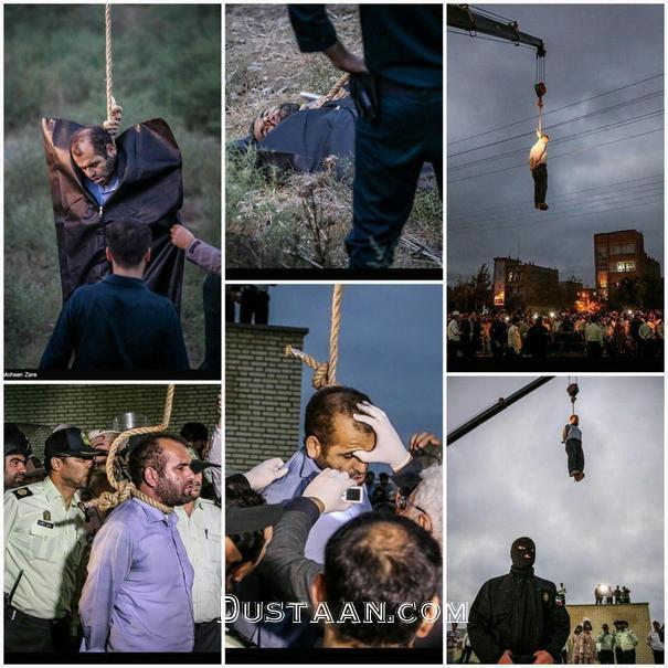 www.dustaan.com بلایی که سر جنازه قاتل آتنا آمد!