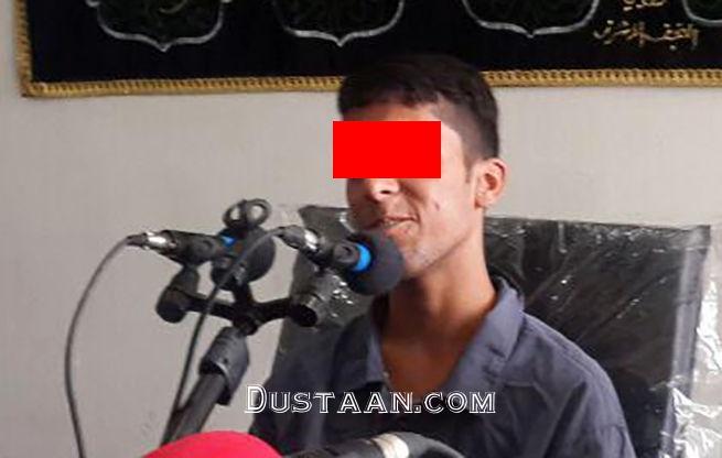 www.dustaan.com اجرای زنده خواننده رپ متهم به قتل در حضور یک خبرنگار! +عکس