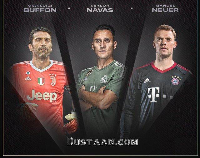 www.dustaan.com اعلام فهرست نامزدهای فیفا +عکس