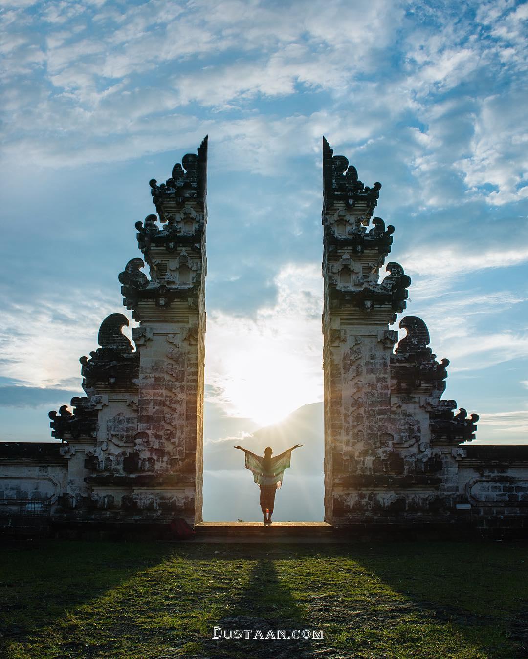 www.dustaan.com دروازه بهشت اندونزی +عکس