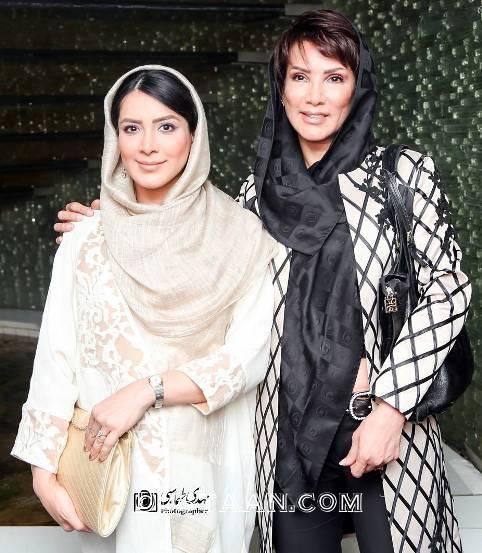 چهره جوان مهشید افشارزاده بازیگر کشورمان در 52 سالگی اش!