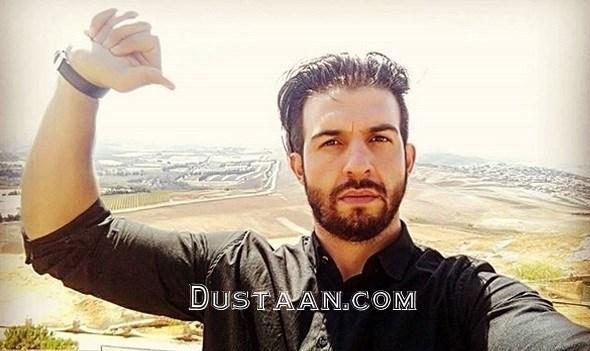 www.dustaan.com مجری جوان تلوزیون در مرز اسرائیل +عکس