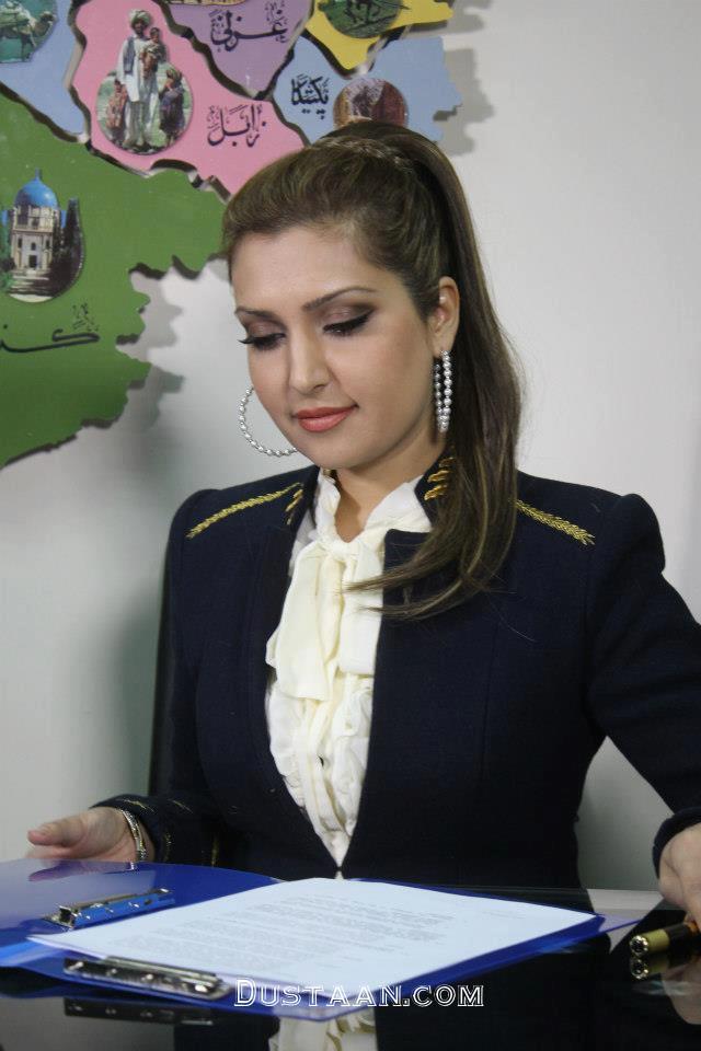 www.dustaan.com دختر جوان افغان در میان 30 زن زیبای جهان +عکس