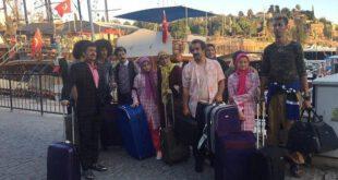 بازگشت پایتختیها از ترکیه