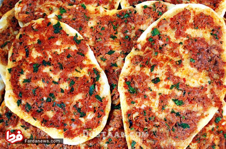 www.dustaan.com تصاویری جالب از غذاهای خیابانی در ترکیه