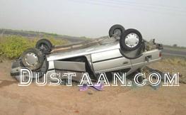 واژگونی مرگبار خودروهای حامل افغان غیرمجاز در بندرعباس +عکس
