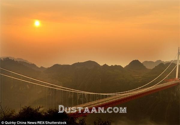 تصاویری زیبا از بلندترین و طولانی ترین پل جهان