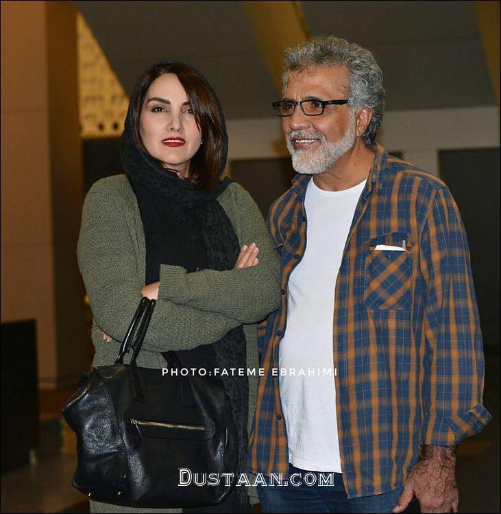 www.dustaan.com تصویری دیدنی از بهروز افخمی و همسرش مرجان شیرمحمدی