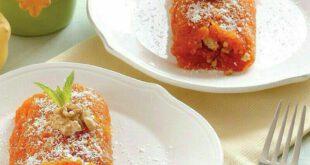 طرز تهیه دسر هویج و گردو به سبکی خوشمزه!