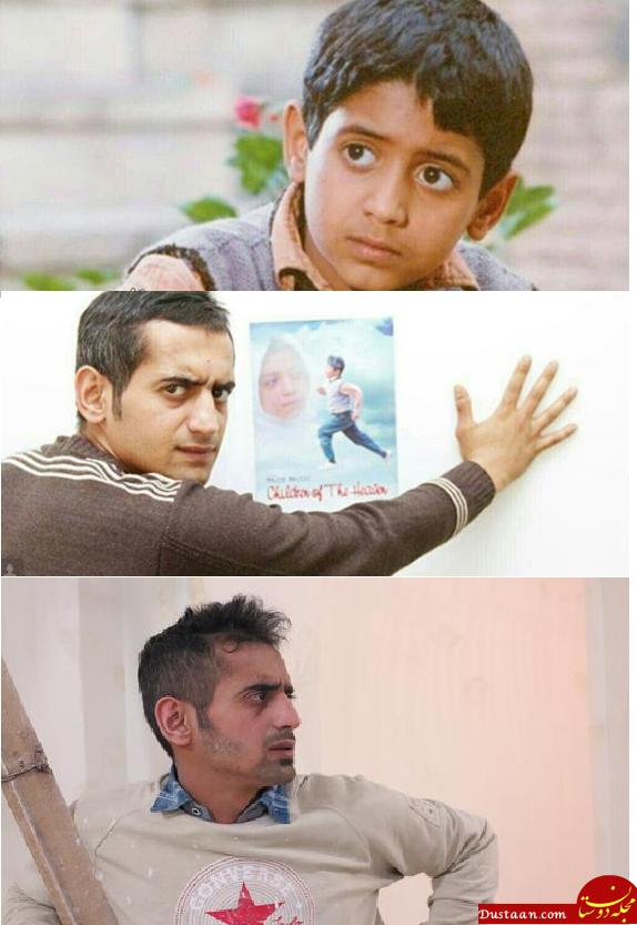 www.dustaan.com فرخ هاشمیان از کوچکی تا امروز!