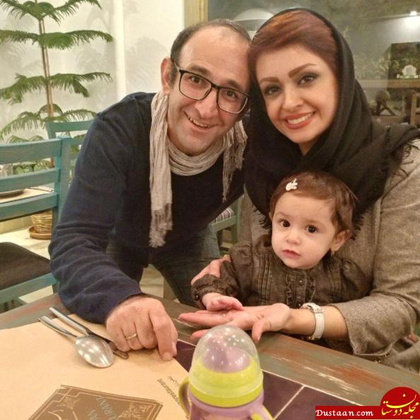 بازیگر پایتخت و همسرش در سالگرد ازدواجشان +عکس