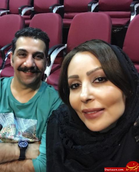 www.dustaan.com لایو اینستاگرامی پرستو صالحی با محمد نادری درباره ماجرای خواستگاری +تصاویر