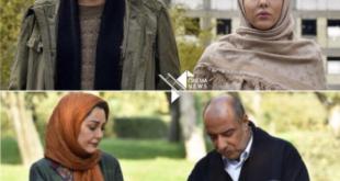 امیر جعفری و لیلا اوتادی در آزادی به قید شرط +عکس