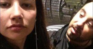 سلفی های عجیب دختر جوان با مزاحمان خیابانی! +عکس