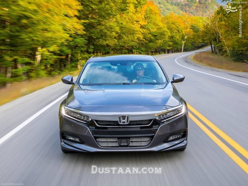 www.dustaan.com رونمایی از خودروی جدید هوندا (Honda Accord ) +تصاویر