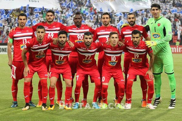 www.dustaan.com پرسپولیس بهترین تیم ایران +عکس