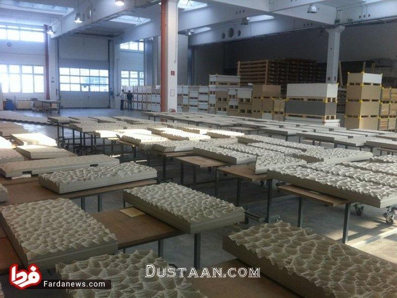 www.dustaan.com سالن شگفت انگیز کنسرت در هامبورگ +تصاویر