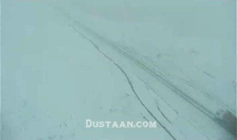 www.dustaan.com بارش برف در خلخال +عکس