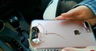آیفون 7 ناجی جان یک زن در حادثه تیراندازی لاس و وگاس شد + عکس