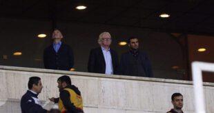 حضور وینفرد شفر در ورزشگاه آزادی +عکس