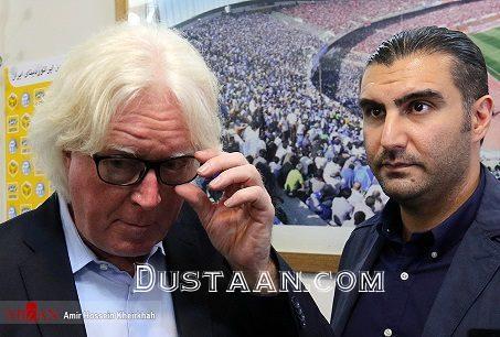 www.dustaan.com تعجب شفر از حرکت عجیب ستاره جوان استقلال!