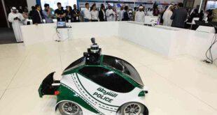 موتورسیکلت پرنده پلیس دوبی رونمایی شد +تصاویر