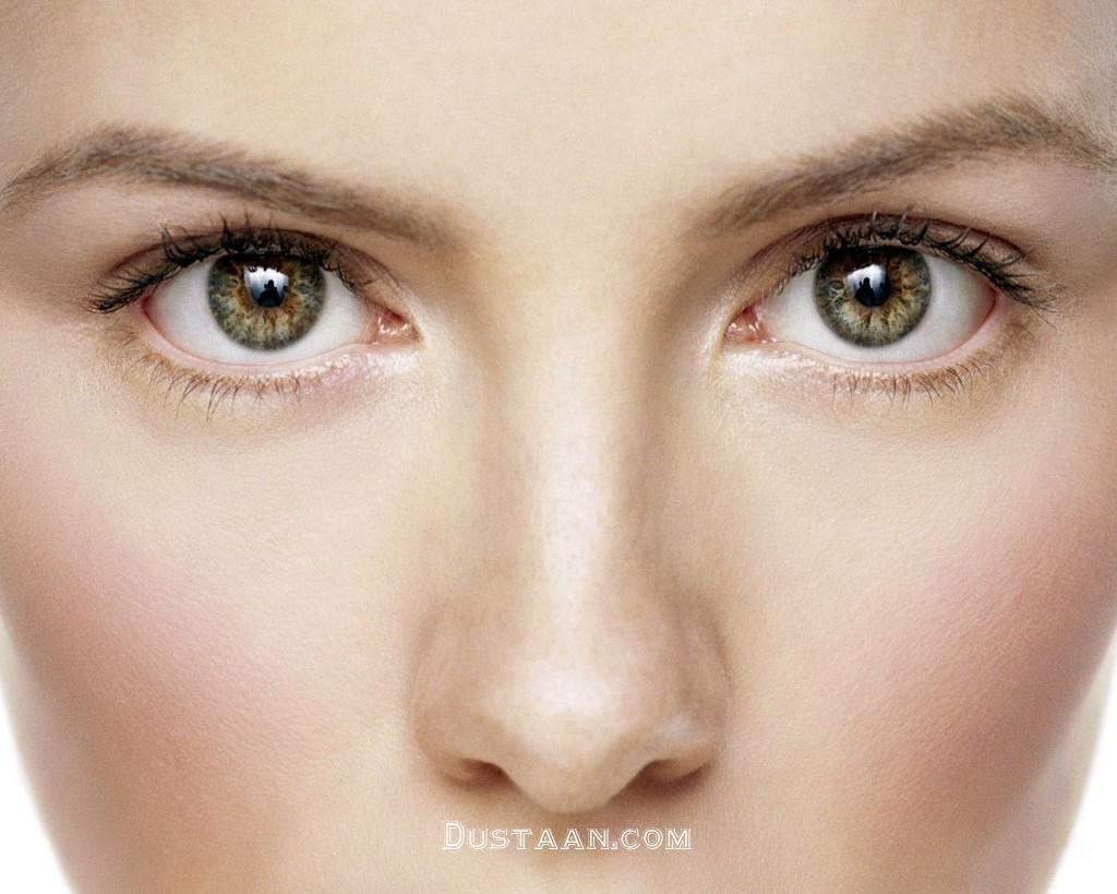 www.dustaan.com کوچک کردن بینی بدون عمل جراحی در خانه +راهنمای تصویری
