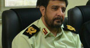 دستگیری سارق قطعات خوردوهای سنگین در مشهد