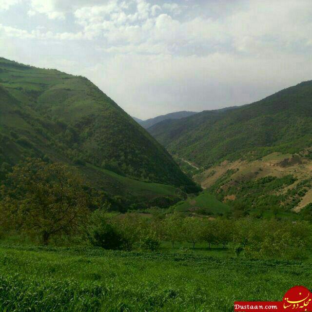 www.dustaan.com تصاویر : چشماندازی زیبا از طبیعت بکر و دیدنی در دوزین
