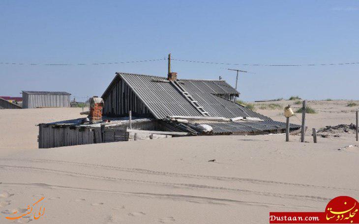 www.dustaan.com روستای مرموزی که شب ها ناپدید می شود +عکس
