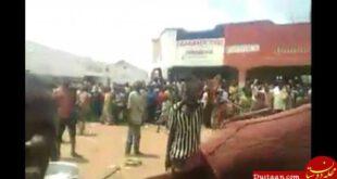 شورشیان کنگو پس ار تجاوز جنسی به زن جوان خونش را نوشیدند +تصاویر