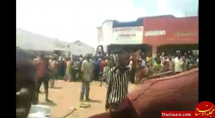 www.dustaan.com شورشیان کنگو پس ار تجاوز جنسی به زن جوان خونش را نوشیدند +تصاویر