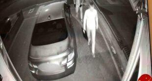 تصاویر : سرقت فوق العاده ماهرانه بی ام دابلیو در عرض یک دقیقه