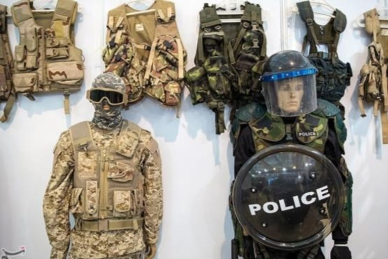 www.dustaan.com عکس : لباس پلیس ایران عوض میشود