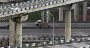 تصاویر : پیچیدهترین پل روگذر جهان