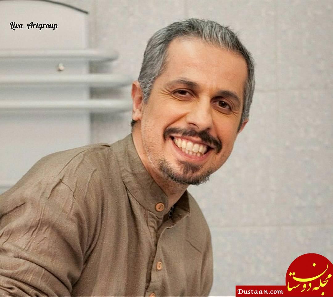 www.dustaan.com خداحافظی جواد رضویان با تلویزیون!