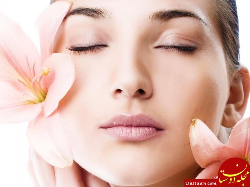 www.dustaan.com 6 توصیه برای داشتن پوستی صاف و بدون لک