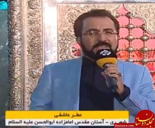 www.dustaan.com واکنش سیدرضا نواب به ماجرای آقای دوربینی : آقای قرائتی مناسب برنامه زنده نیست