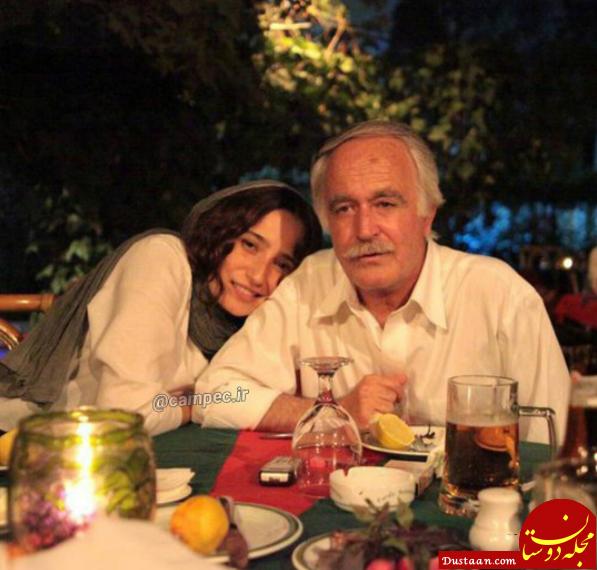 درگذشت حسن جواهریان پدر نگار جواهریان +تصاویر