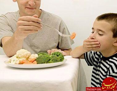 کودکان بدغذا را چگونه غذاخور کنیم؟