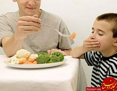 www.dustaan.com با بدغذایی کودکان چه کنیم؟