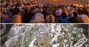 عجیب ترین شهر جهان را بشناسید! +عکس