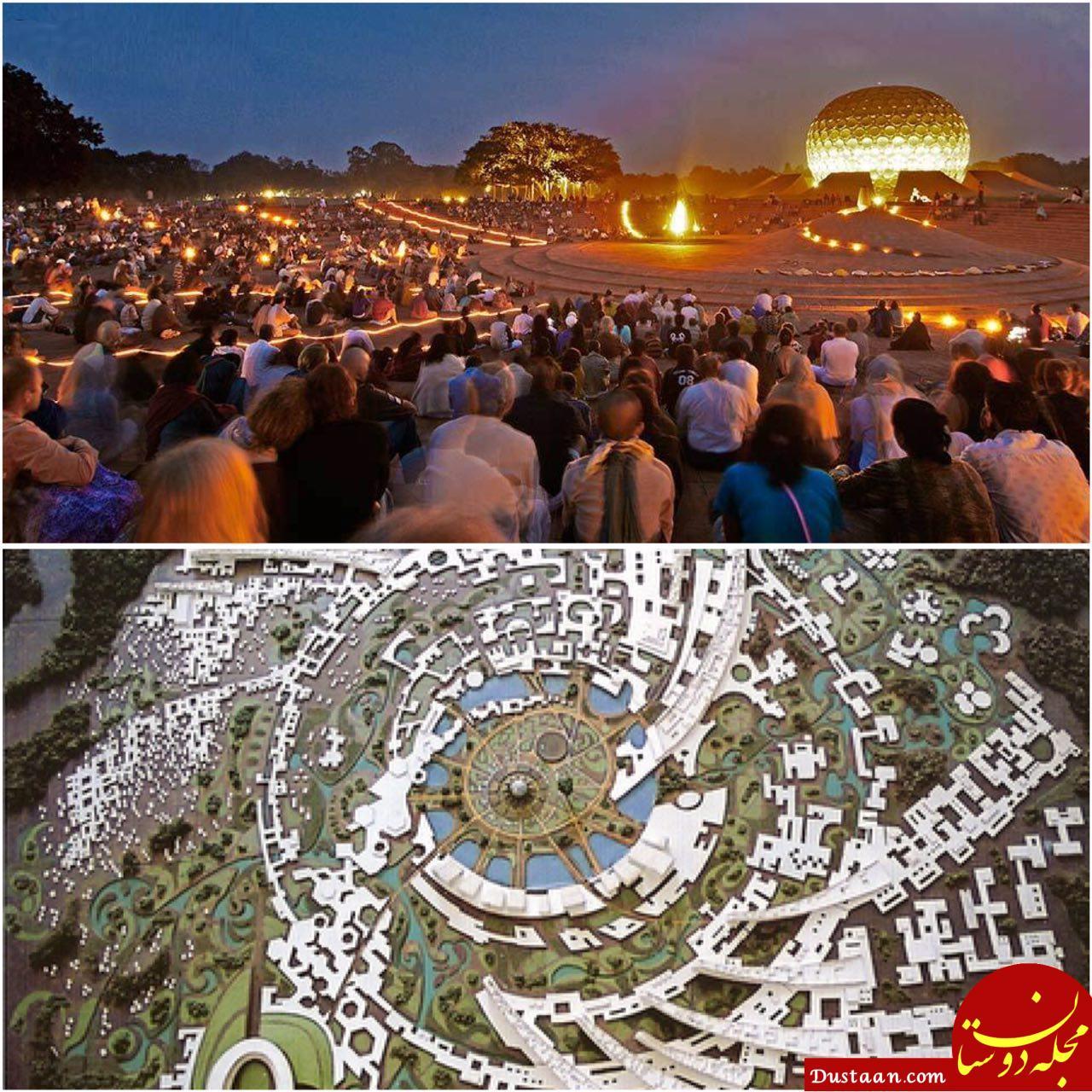 www.dustaan.com عجیب ترین شهر جهان را بشناسید! +عکس