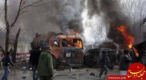 www.dustaan.com ۱۵ دانشجوی افسری در حمله انتحاری کابل کشته شدند +عکس