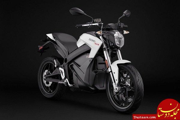www.dustaan.com عکس : موتورسیکلت برقی با برد ۳۲۰ کیلومتر و زمان شارژ یک ساعت
