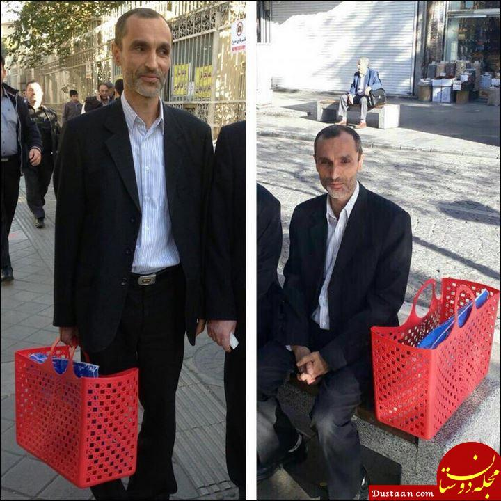 www.dustaan.com واکنش مهراب قاسم خانی به دادگاه حمید بقایی! +عکس