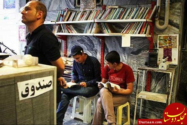 www.dustaan.com متفاوت ترین نانوایی ایران را ببینید! +تصاویر